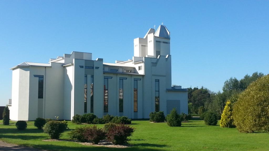 Aizkraukles baznīca